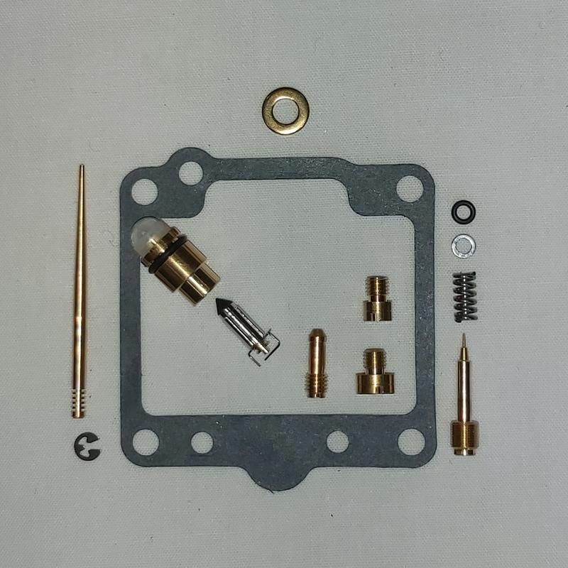 Carb Rebuild Kit - Yamaha SR250SE