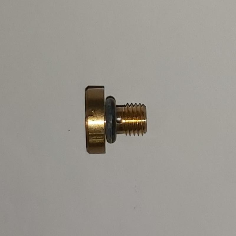Honda - Carb Drain Screw