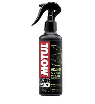 Motul M1 Visor & Helemt Clean